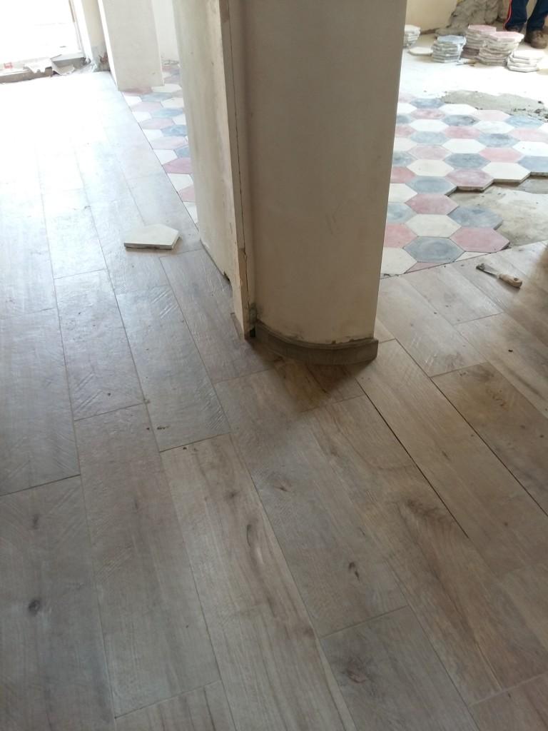 recupero antica pavimentazione